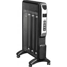 NewAir 150 Sq. Ft. Flat Panel Micathermic Space Heater - AH-470