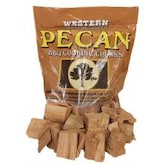 Western Pecan BBQ Cooking Chunks (1/3 Cu. Ft.)