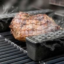 Moistly Grilled Cast Iron Grill Humidifier - Set Of 2