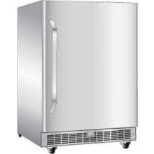 Danby Silhouette Select 5.4 Cu. Ft. Compact Outdoor Refrigerator - Stainless Steel - DOAR154SSST