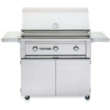 Lynx Sedona 36-Inch Freestanding Natural Gas Grill With One Infrared ProSear Burner - L600PS-NG Sedona By Lynx 36 Inch Natural Gas On Cart Grill With ProSear Burner