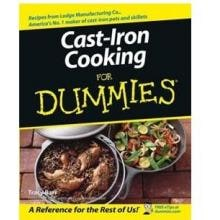 Lodge Cookbook Cooking For Dummies - CBCID