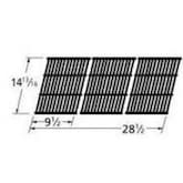Porcelain Coated Cast Iron Rectangle Cooking Grid 67803