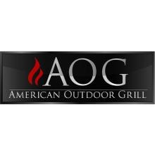 American Outdoor Grill Cover For Double Side Burners - CB2SB-D
