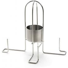 10 X 8-Inch Stainless Steel Flavor Roaster For Chicken And Potatoes With Cup