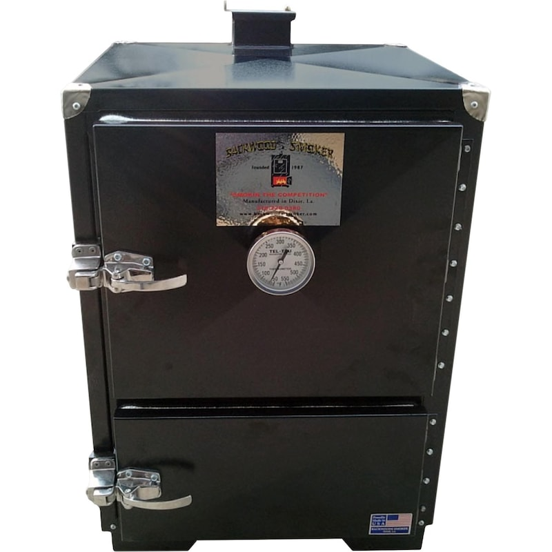 Backwoods G2 Chubby Vertical Charcoal Smoker G2chubby