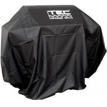 TEC Vinyl Grill Cover For Sterling II Grill Freestanding Gas Grills With Two Side Shelves - ST30VC2 image