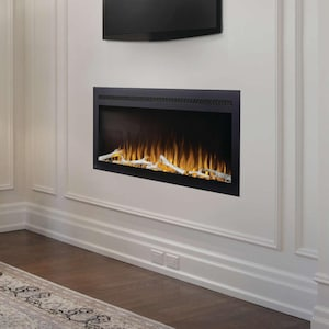 Napoleon Purview 50-Inch Wall Mount Electric Fireplace - NEFL50HI image