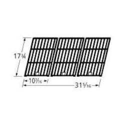 Porcelain Coated Cast Iron Rectangle Cooking Grid 60273 image