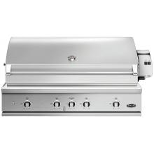 DCS Series 9 Evolution 48-Inch Built-In Natural Gas Grill With Rotisserie - BE1-48RC-N image