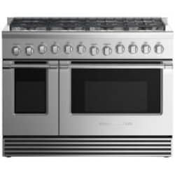 Fisher Paykel Professional (Formerly DCS) 48-Inch 8-Burner Natural Gas Range - RGV2-488N N image