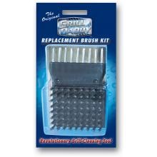 Replacement Brush Set For Grill Daddy Pro And Grand Grill Daddy Steam Cleaning Brushes Replacement Brush Set For Grill Daddy Pro And Grand Grill Daddy Steam Cleaning Brushes In Packaging