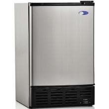 Whynter 12 Lb. Built-In Ice Maker - Stainless Steel - UIM-155 image