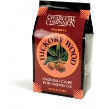 Hickory Smoking Wood Chips - 150 Cu. In. image