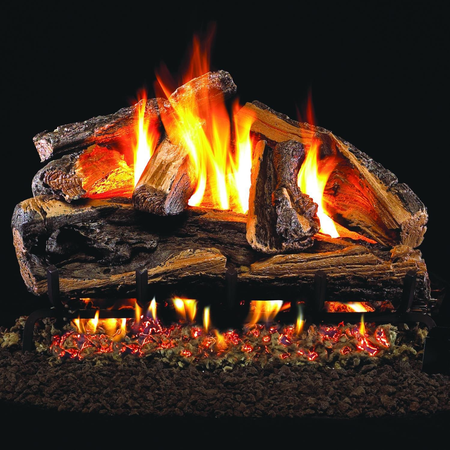 Most Realistic Gas Logs: Natural Gas & Propane : Gas Log Guys