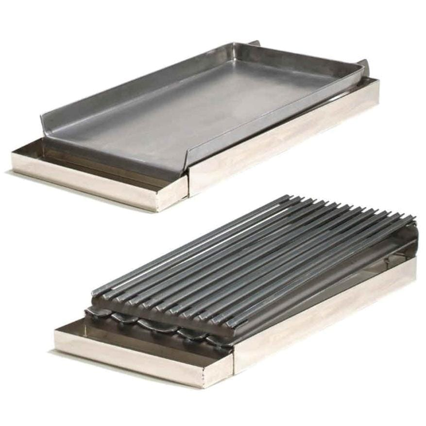 Rocky Mountain 12 Inch Wide Range Top Griddle Broiler
