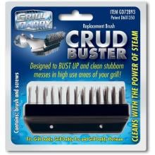 Grill Daddy Crud Buster Brush Grill Daddy Crud Buster Replacement Brush In Package