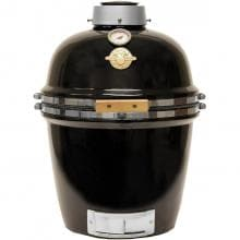 Grill Dome Infinity Series Small Kamado Grill - Black Grill Dome Infinity Series Small Kamado Grill - Black