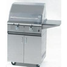 ProFire Professional Series 27-Inch Freestanding Propane Gas Grill ProFire Professional Series 27-Inch Propane Gas Grill On Cart