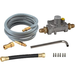 Saber Ez Conversion Kit - Propane To Natural Gas - Fits Grill Models Ending In 17 Or Higher - A00AA5417 image