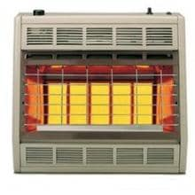 Empire 30000 BTU Vent-Free Infrared Thermostatic Natural Gas Heater SR30TNAT