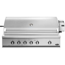 DCS Professional 48-Inch Built-In Natural Gas Grill With Rotisserie - BH1-48R-N DCS 48-Inch Built-In Natural Gas BBQ Grill With Rotisserie - BH1-48R-N