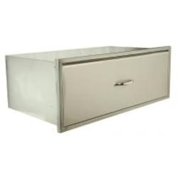 Luxor Medallion 30-Inch Extra Large Single Access Drawer - AHT-M-1D-30 image
