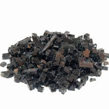 Peterson Real Fyre Black Fire Glass - 10 Lbs Peterson Real Fyre Glass Black Fire Glass - 10 Lbs