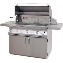 Solaire Gas Grills 42 Inch InfraVection Propane Gas Grill With Two Infrared Burners And Rotisserie On Cart
