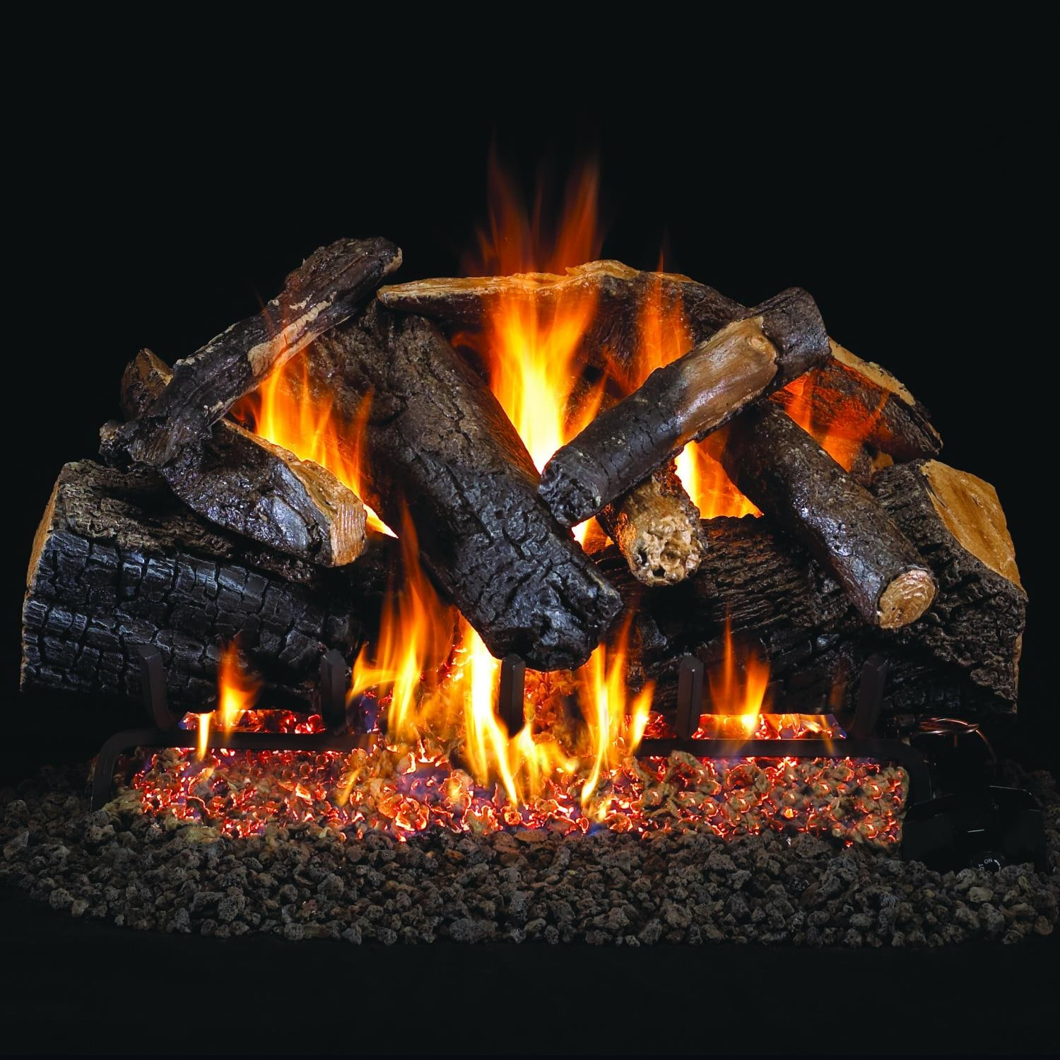 Majestic Gas Fireplace Replacement Logs Fireplaces