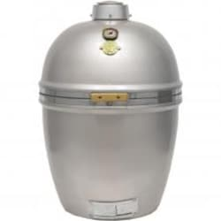 Grill Dome Infinity Series Large Kamado Grill - Silver image
