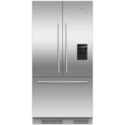 Fisher Paykel Professional (Formerly DCS) 72-Inch Panel-Ready Built-In French Door Refrigerator With Water Dispenser - RS36A72U1 N image
