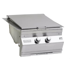 Fire Magic Aurora Built-In Propane Gas Double Searing Station / Side Burner - 32887-1P image