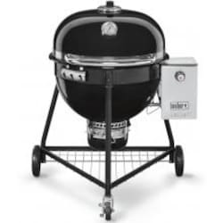 Weber Summit 24-Inch Charcoal BBQ Grill - Black image