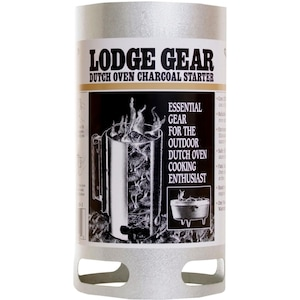 Lodge Camping Dutch Oven Charcoal Chimney Starter - A5-1 image