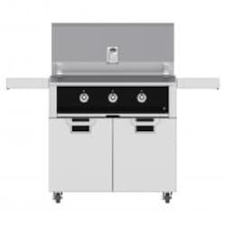 Aspire By Hestan 36-Inch Propane Gas Grill - Stealth - EAB36-LP-BK image