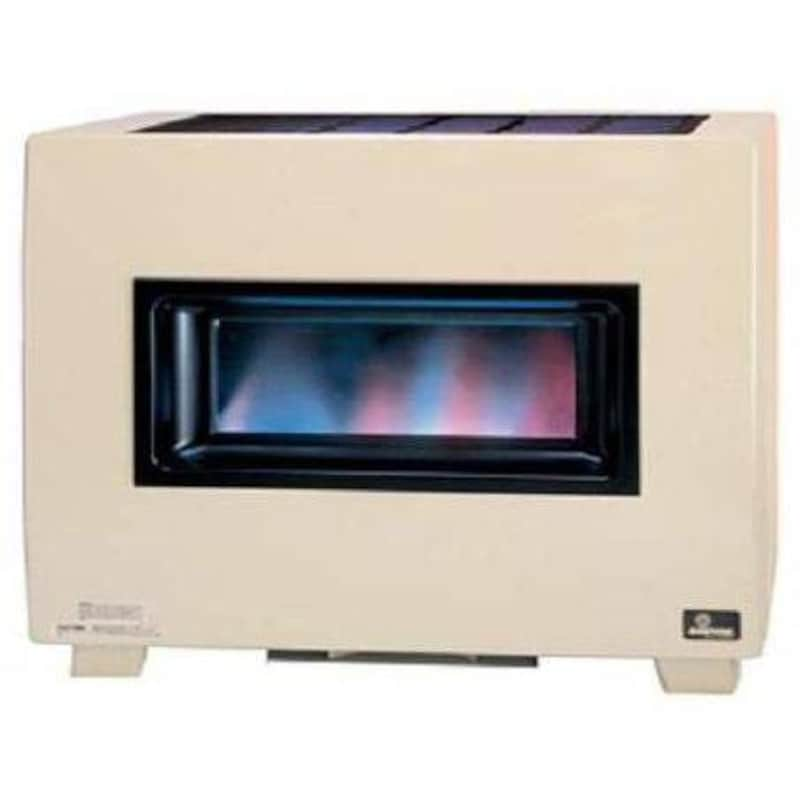 Empire 50 000 Btu Visual Flame Vented Propane Heater With