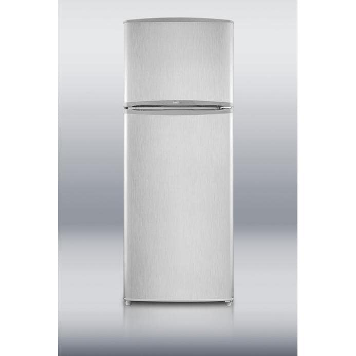 Summit Ff1425ss 12 7 Cu Ft Apartment Size Refrigerator
