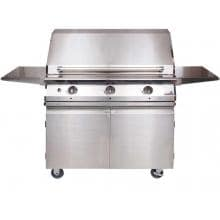 PGS Legacy Pacifica 39 Inch Gas Grill On Cart