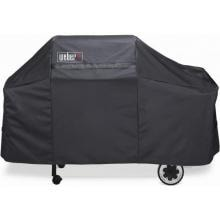 Weber 7552 Premium Grill Cover For Genesis Silver C, Gold B & C, 2005 Platinum B & C, And 2000-5500 Gas Grills