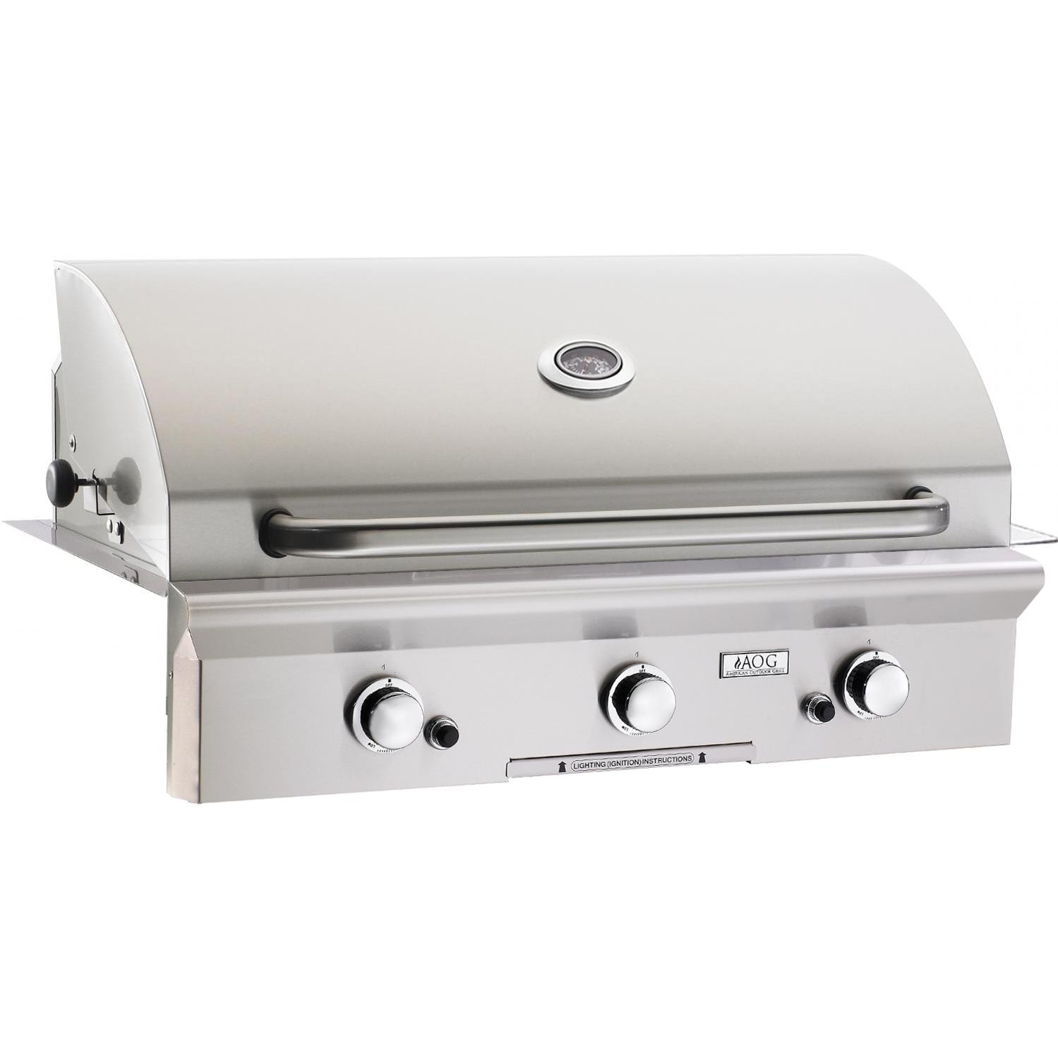 Outdoor Grill 36 Inch Built In Propane Gas Grill Ships As Natural Gas