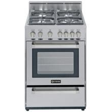 Verona VEFSGG244SS 24-Inch All Gas Range - Stainless Steel