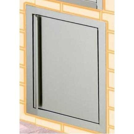 Broilmaster Stainless Steel 30 Inch Door Kit And Frame - Vertical