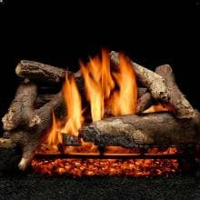 Alpine Flame 24-Inch Vail Mountain Vented Gas Log Set