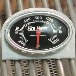 Fire Magic Grill Top Thermometer - 3573 image