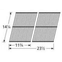 Chrome Steel Wire Rectangle Cooking Grid 41102 image