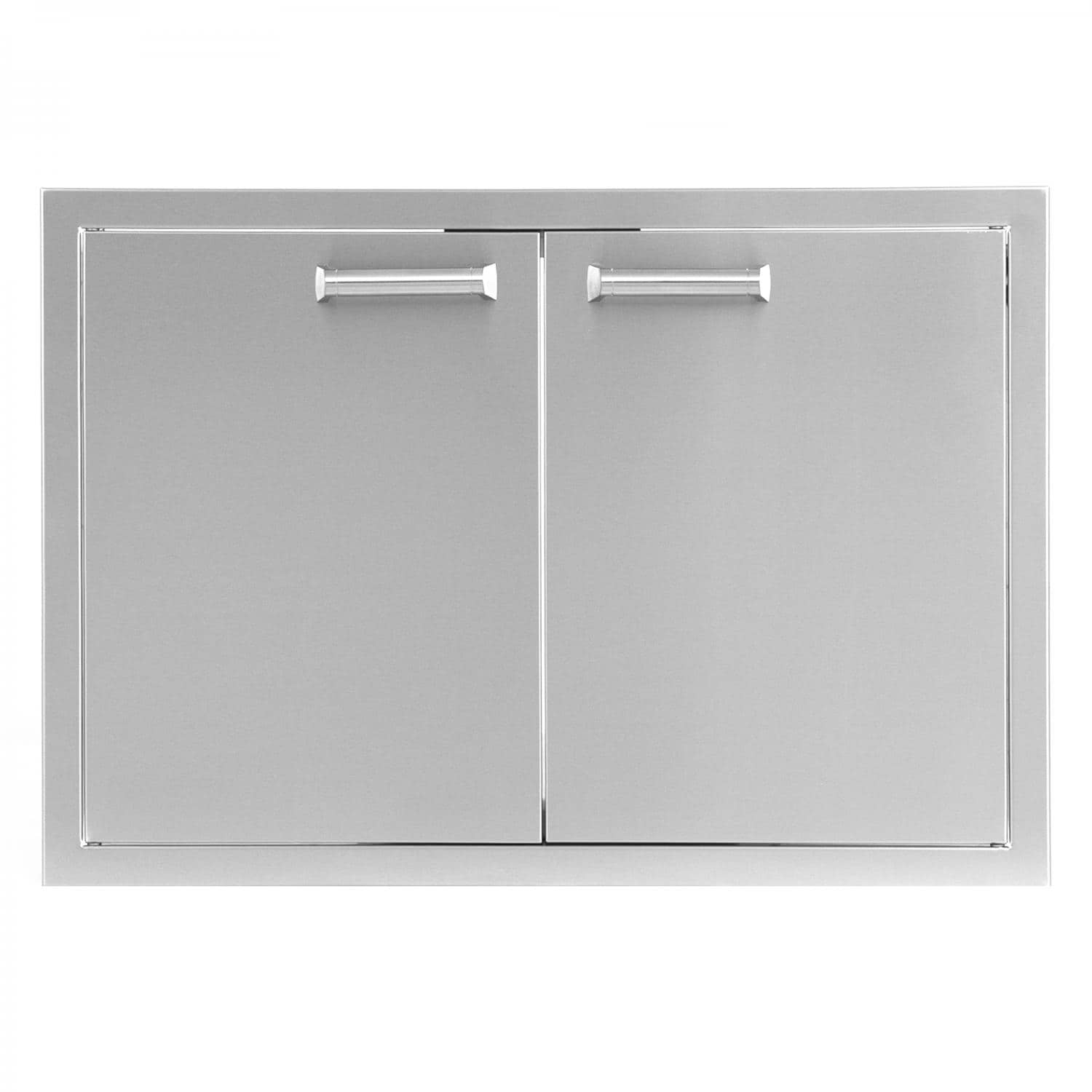 Sonoma series 30 inch stainless steel double for Door 9 sonoma