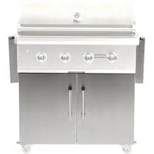 Coyote Grill Cart For 36-Inch Gas Grills - C1S36CT image