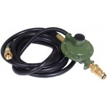 Ten Foot Propane Hose And Low Pressure Regulator