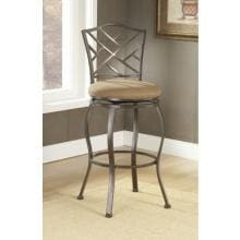 Hillsdale Hanover 24 Inch Swivel Counter Stool - Brown - 4815-843 image